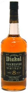 George Dickel Whisky No 8 1.00l